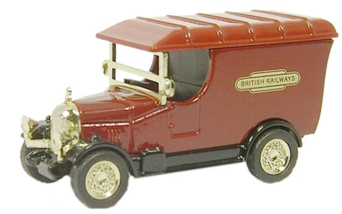 Oxford Diecast British Railways Bullnose - 1:76 Scale