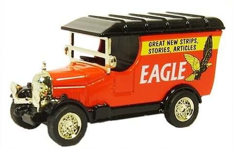 Oxford Diecast Eagle - 1:76 Scale