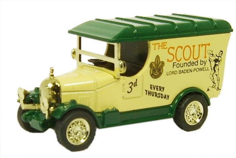 Oxford Diecast Scout - 1:76 Scale