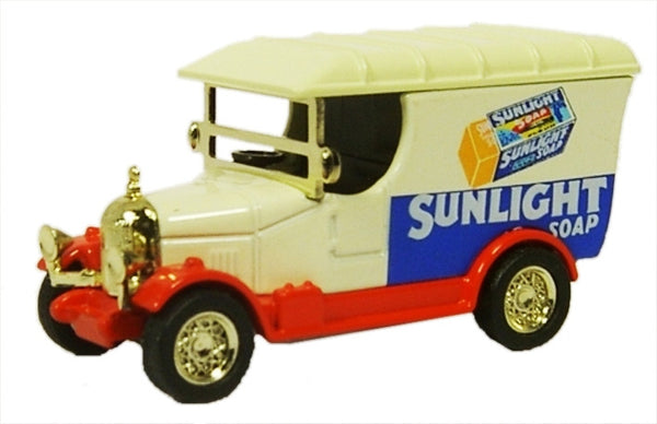 Oxford Diecast Sunlight Soap - 1:76 Scale