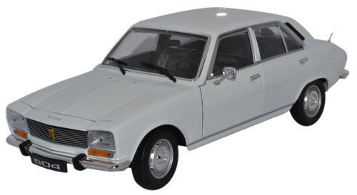 WELLY Peugeot 504 - 1:18 Scale