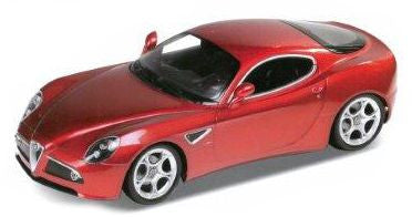 WELLY Alfa 8C Compezione - 1:18 Scale