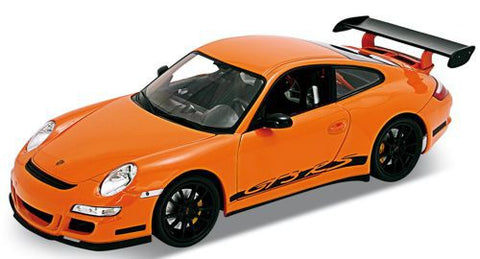 WELLY Porsche 911 GT3 - 1:18 Scale