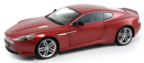 Welly Aston Martin DB9 Coupe Red