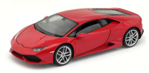Welly Lamborghini Huracan Lp610 4 Red 1 18 Scale