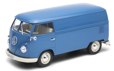 Welly Volkswagen T1 Blue  & Cream