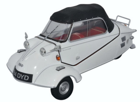 Oxford Diecast Messerschmitt KR200 Polar White