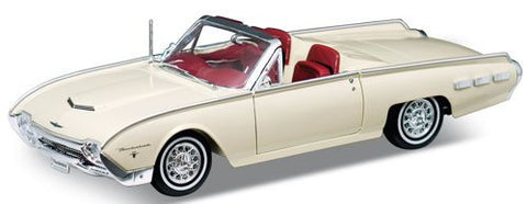 WELLY Ford Thunderbird 1962 - 1:18 Scale