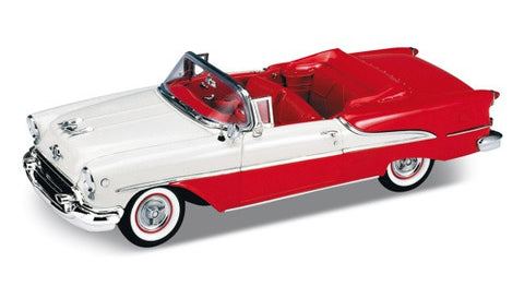 WELLY Oldsmobile 1955 Super 88- 1:18 Scale