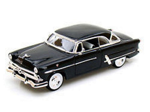 WELLY Ford Crestline 1953 Black - 1:24 Scale