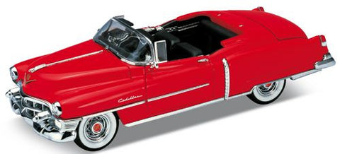 WELLY Chevrolet Cadillac Eldorado - 1:24 Scale