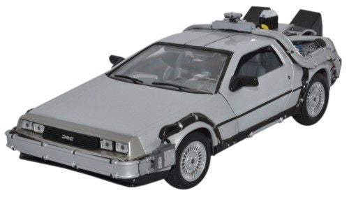 WELLY Back To The Future II - 1:24 Scale