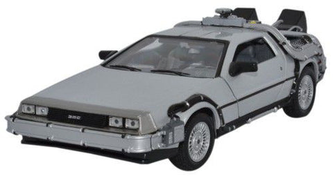 WELLY Back To The Future I - 1:24 Scale