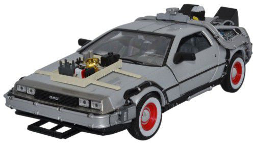 WELLY Back To The Future III - 1:24 Scale