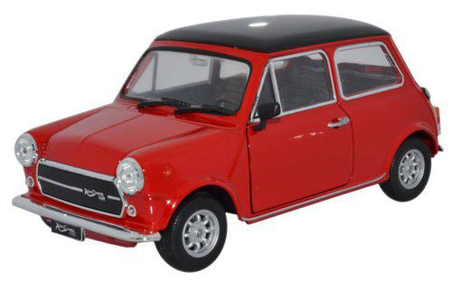 WELLY Mini Cooper 1300 Red - 1:24 Scale