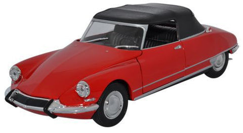WELLY Citroen DS19 Cabriolet - 1:24 Scale