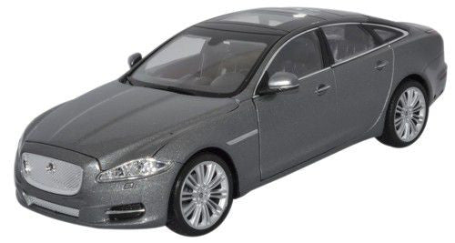 WELLY Jaguar XJ Grey - 1:24 Scale