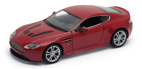WELLY Aston Martin Red - 1:24 Scale