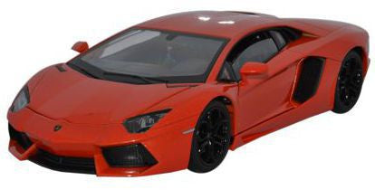 WELLY Lamborghini Aventador - 1:24 Scale