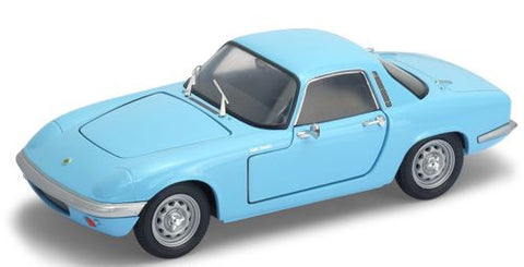WELLY Lotus Elan Light Blue - 1:24 Scale