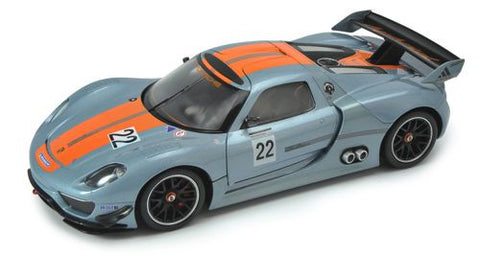 WELLY Porsche 918 RSR - 1:24 Scale