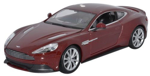 WELLY Aston Martin Vanquish - 1:24 Scale