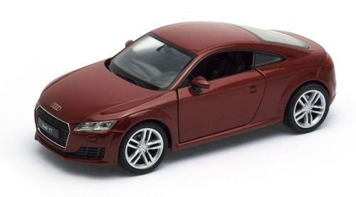WELLY 2014 Audi TT Coupe - 1:24 Scale