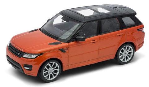 Welly Range Rover Sport Chili