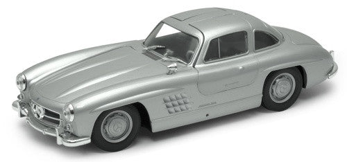 Welly Mercedes Benz 300 Sl Silver