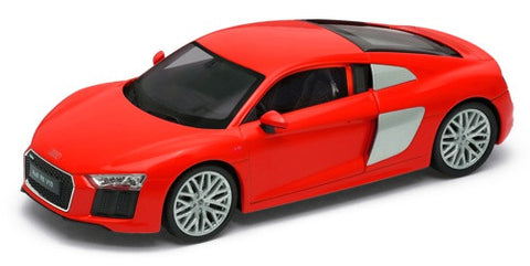 Welly Audi R8 V10 Red