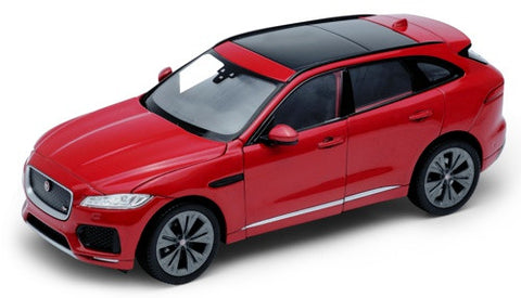 Welly Jaguar F Pace Red