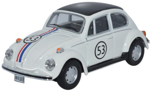 CARARAMA VW Beetle Soft Box - 1:43 Scale - OxfordDiecast