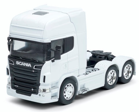 Welly Scania V8 R730 White