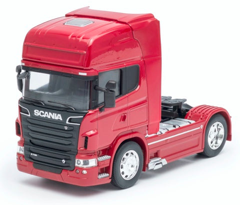 Welly Scania V8 R730 Red