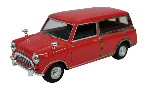 Cararama Mini Traveller Red