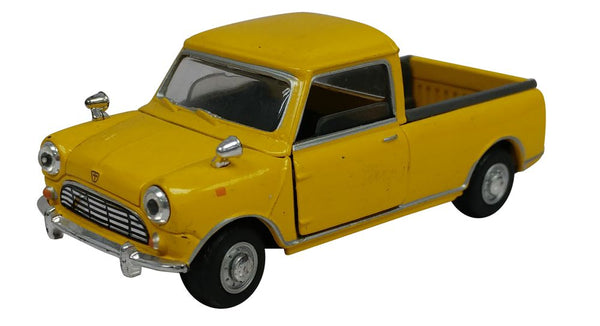 Cararama Mini Pick Up Yellow