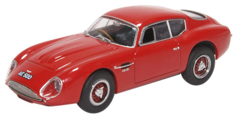 Oxford Diecast Aston Martin DB4GT Zagato Red