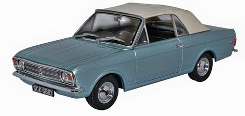 43CCC001A Crayford Convertible Oxford Diecast 1:43 Scale