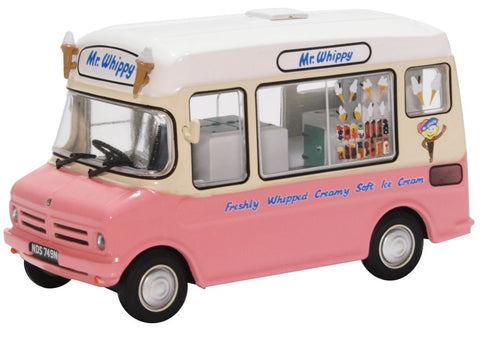 Oxford Diecast Bedford CF Ice Cream Van Mr Whippy
