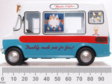 Oxford Diecast Bedford Cf Ice Cream Van Mr Softee