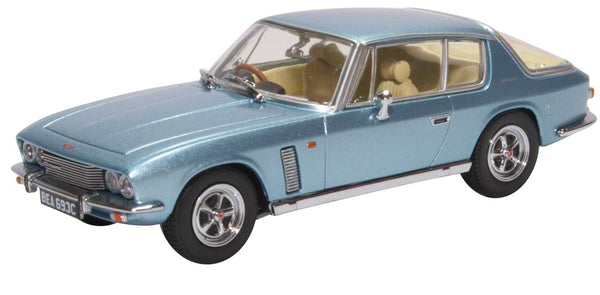 Oxford Diecast Jensen Interceptor MK1 Crystal Blue