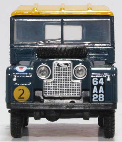Oxford Diecast Land Rover Series I 88 Hard Top Raf