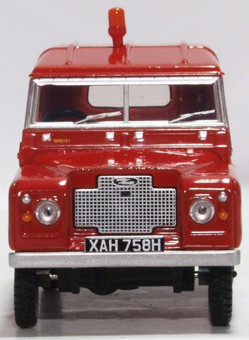 Oxford Diecast Land Rover Series IIA Hard Top Royal Mail Post Office Recovery 1:43