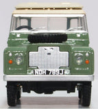Oxford Diecast Land Rover Series IIA SWB Station Wagon Pastel Green