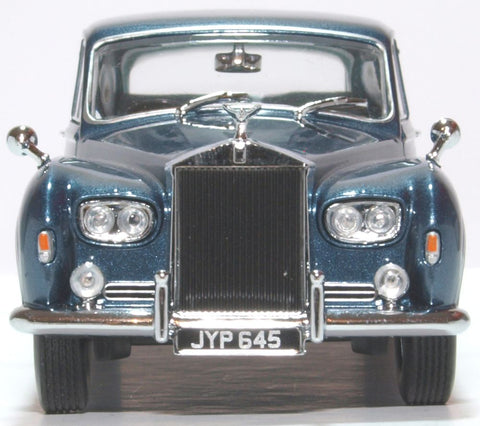 Oxford Diecast Rolls Royce Phantom V James Young Windsor Blue