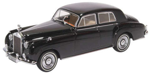 Oxford Diecast Rolls Royce Silver Cloud I Black
