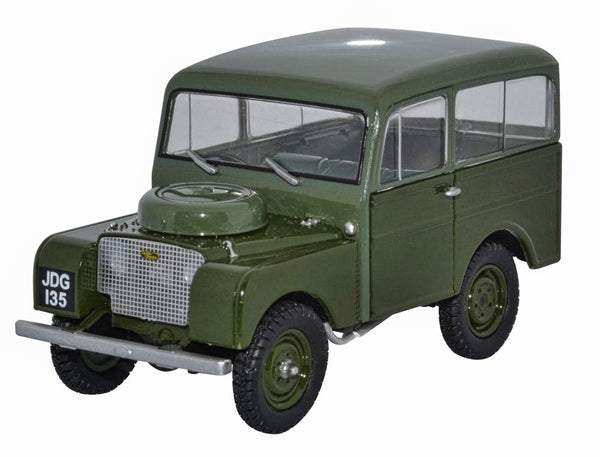43TIC001 Land Rover Tickford Oxford Diecast 1;43 Scale