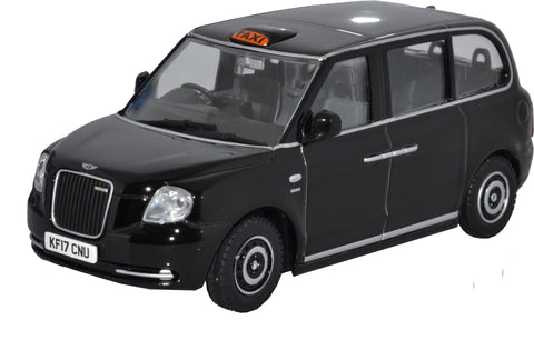 Oxford Diecast Electric London Taxi