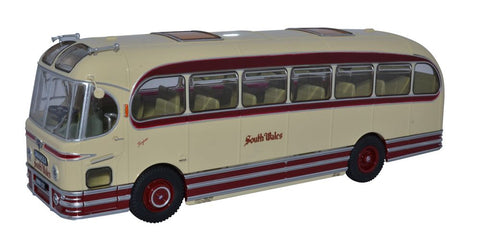 Oxford Diecast Weymann Fanfare South Wales - Oxford 25 Years Special Box