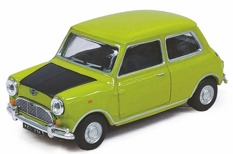 Cararama Mini Cooper Apple Green